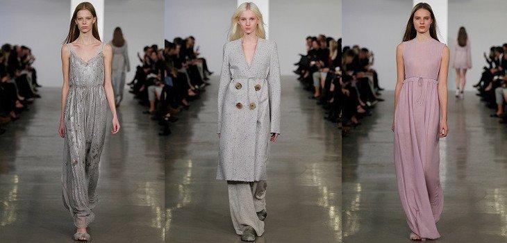 Новая межсезонная коллекция Calvin Klein