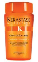 Kerastase Nutritive Oleo-Curl шампунь, маска, молочко, крем
