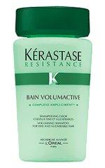 Kerastase Resistance Volumactive шампунь, маска, молочко, мусс, гель