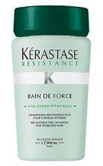 Kerastase Resistance Force шампунь, крем, молочко, гель, спрей, уход