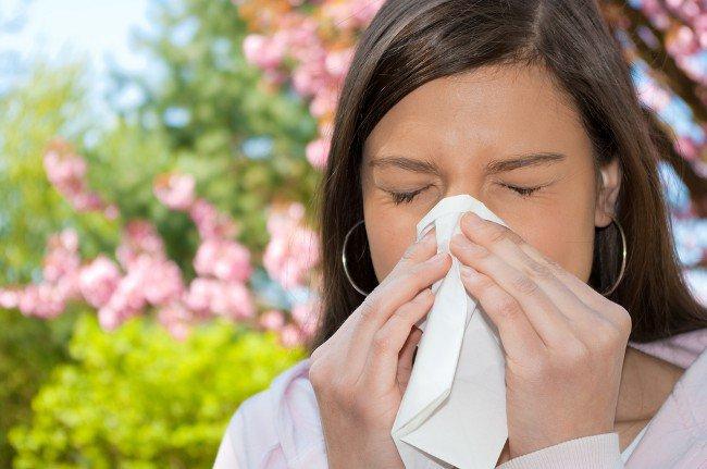 Поллиноз у детей: аллергия на пыльцу