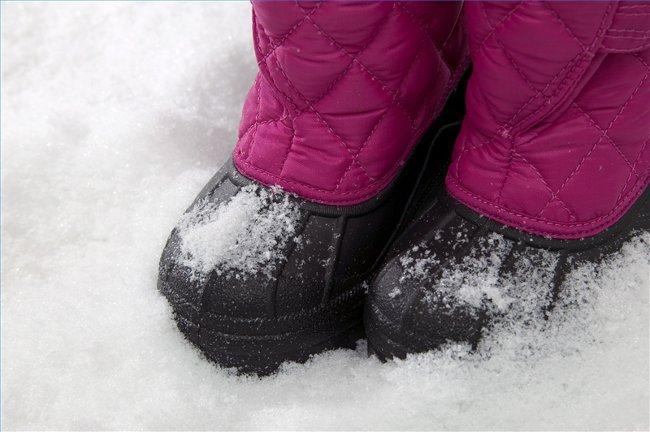 Зимняя обувь для детей: как выбрать