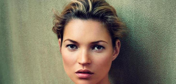 Дебют Кейт Мосс в Vogue