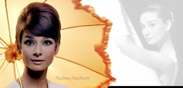 В честь Одри Хепберн создали коллекцию дамского белья