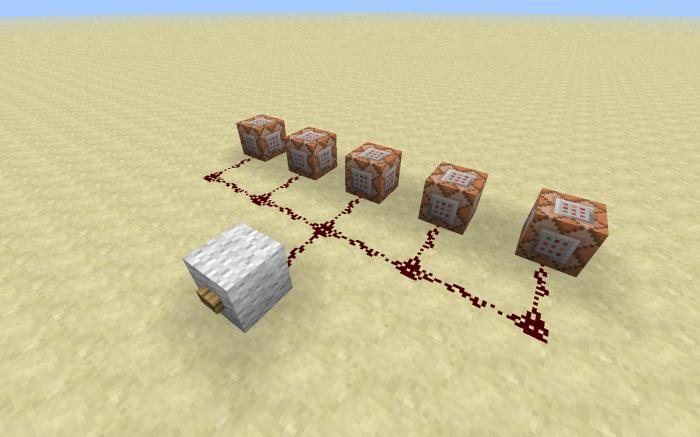 Как в майнкрафте 1.5.2 сделать командный блок