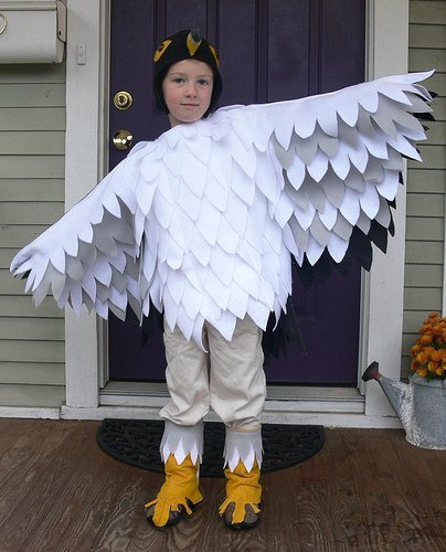 Курица своими руками костюм