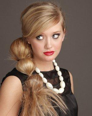 Красивые прически для длинных волос