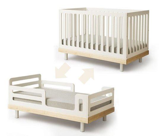 Кроватка-трансформер - рациональное решение