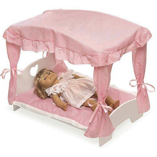 Кроватки для кукол: своими руками мастерим игрушки сами
