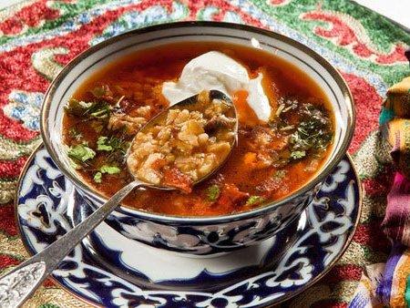 Кухня Востока: шурпа в домашних условиях