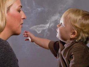 Курение при грудном вскармливании, или Несколько советов молодым мамочкам