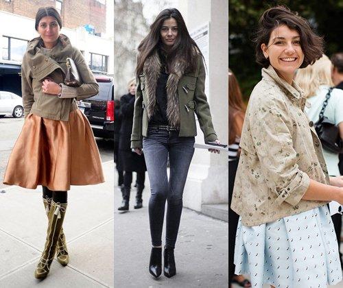 Модные женские куртки осень-зима 2013-2014 года (фото): самые модные модели женских курток