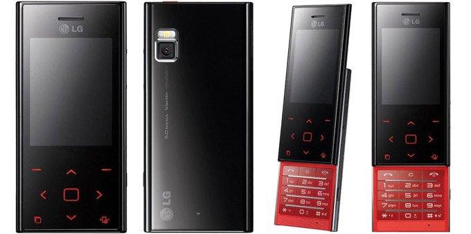LG BL20 Мобильный телефон