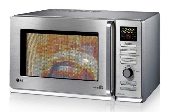 LG MC-8087VRC Микроволновая печь