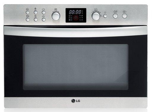 LG MC8088HLC Встраиваемая микроволновая печь