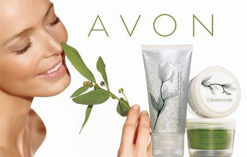 Avon Liiv Botanicals Vitalising Face Serum сыворотка для лица