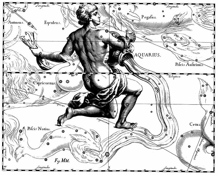 Любовный гороскоп на 2015 год для Водолеев