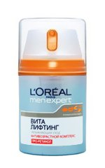 LOreal Men Expert Вита Лифтинг мусс, крем, уход, средство