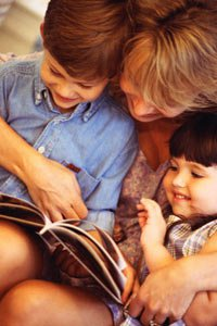 Как привить ребенку любовь к чтению?