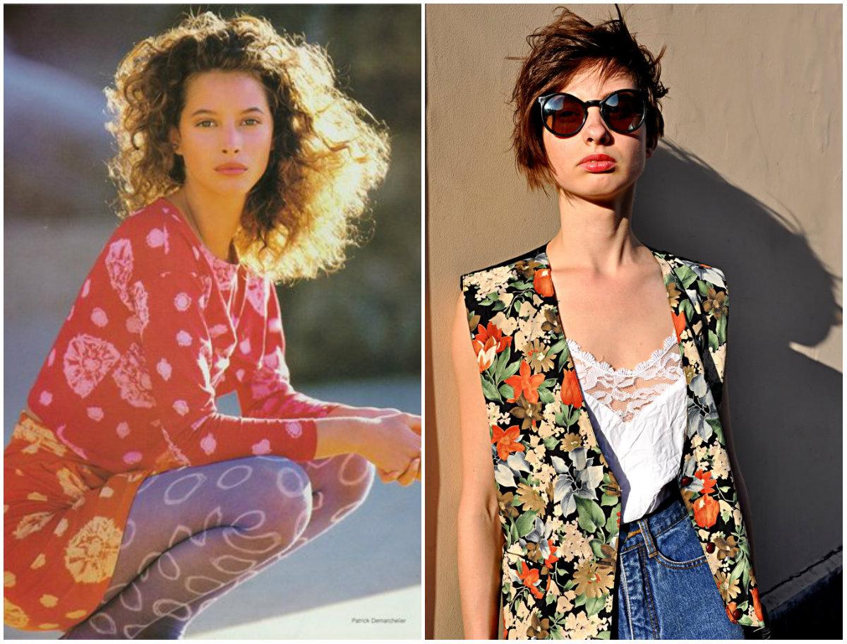 Джинсы мода 80-х годов фото