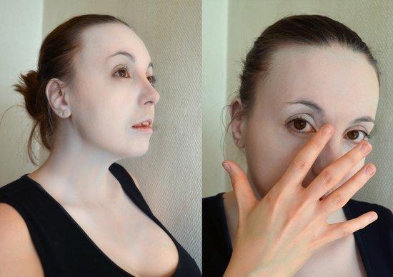 Как сделать бледный цвет лица на хэллоуин - Gomdm.com