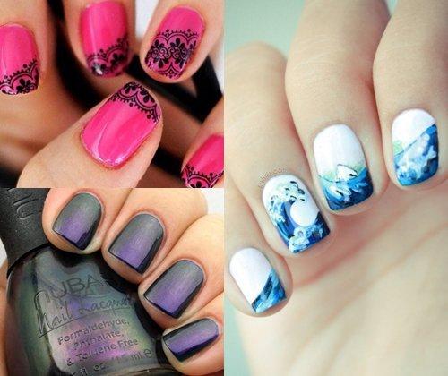 Модные лаки для ногтей осень-зима 2013-2014 (фото): какие цвета лаков в моде в 2014 году?