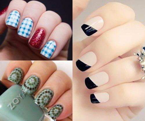 Модные цвета лаков для ногтей осень-зимафото)