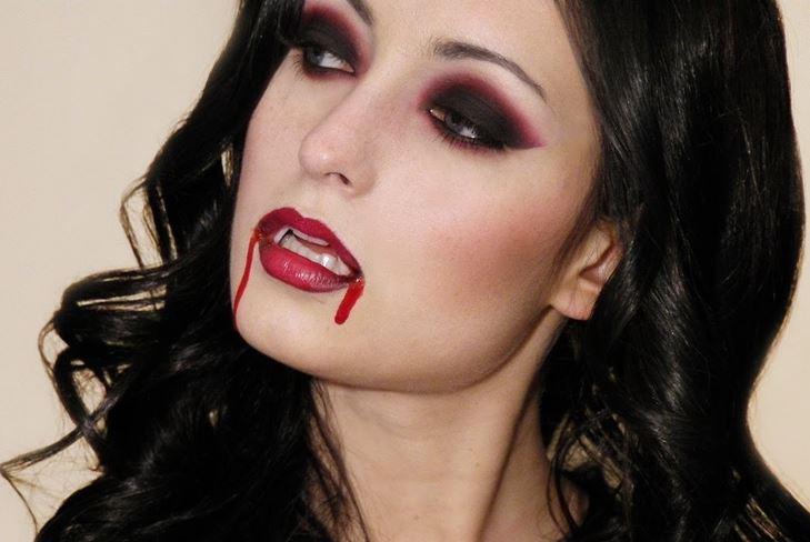 Костюм вампира на Хэллоуин 2014: фото, как сделать своими руками