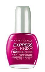 Maybelline Express Finish лак для ногтей