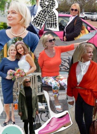Мода для полных женщин после 50 лет