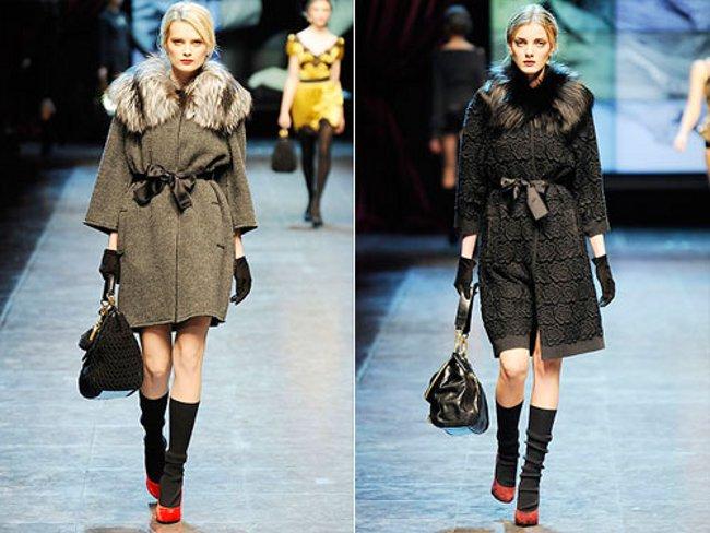 Пальто Осень Зима