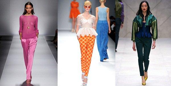 Какие женские брюки будут самыми модными весной и летом 2013 года (фото)