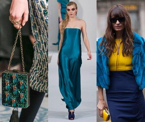 Модные цвета одежды осень-зима 2014: фото самых модных оттенков 2014 года