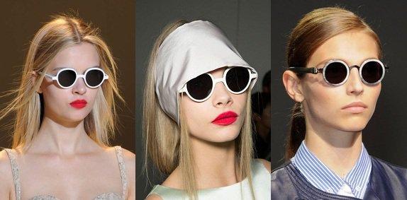 Модные солнцезащитные очки весна-лето 2013 (фото)