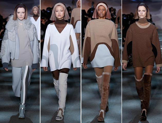 Модные туники 2015 года