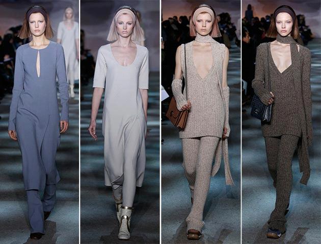 Модные туники зима осень 2015
