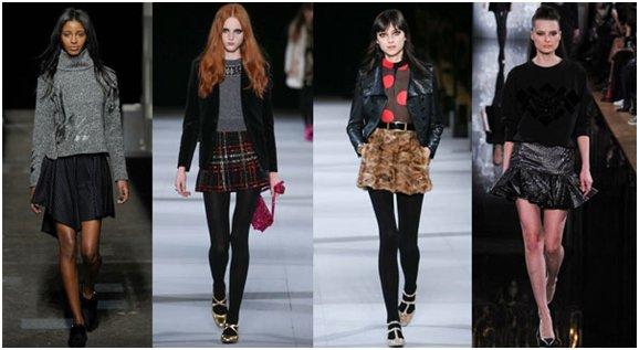 Модные юбки, Осень-Зима 2014–2015: фото самых модных фасонов и моделей 2015 года