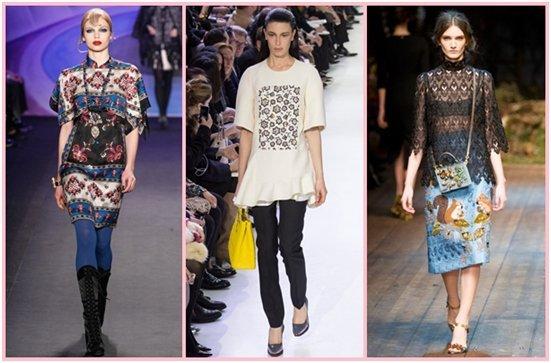 Модные Туники 2015