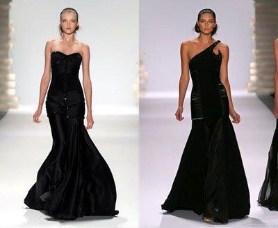 Модные вечерние платья, Зима 2015 года: фото модных длинных и коротких вечерних платьев, Осень-Зима 2014–2015