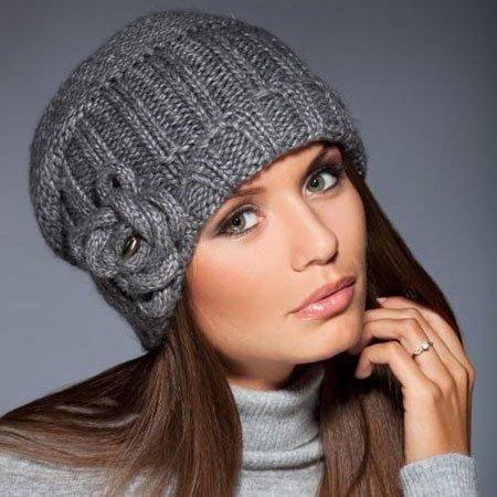 Модные женские и мужские шапки осень-зима 2014-2015