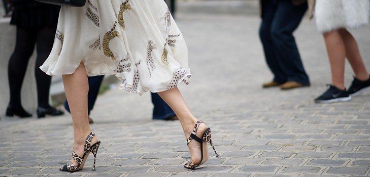 Никаких правил: модные босоножки 2014