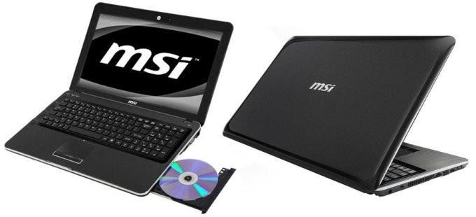 MSI X-Slim X620 ноутбук