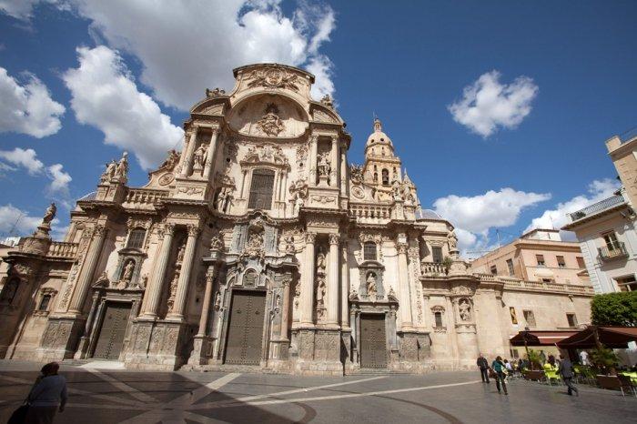 Мурсия (Испания) – очаровательный курорт Средиземноморья
