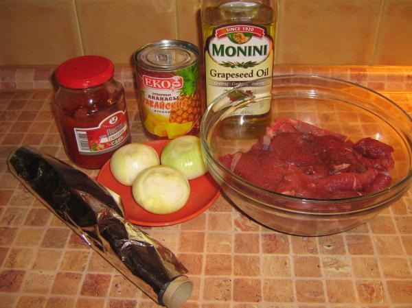 Как сделать простую подливу для мяса 996