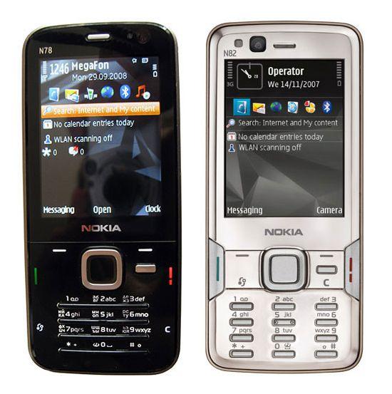 Nokia N78 Смартфон