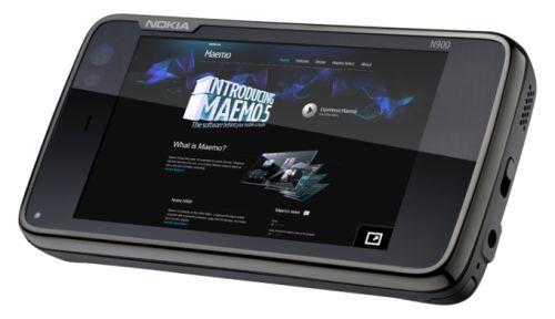 Nokia N900 Интернет-планшет