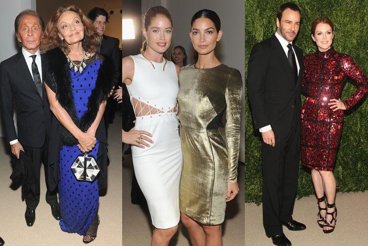 Состоялось награждение обладателей Премии CFDA/Vogue Fashion Fund