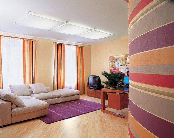 Декоративная отделка стен: новые идеи