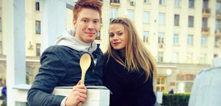 Никита Пресняков жалуется на свою девушку