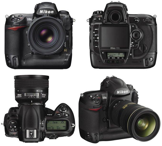 Nikon D3X Цифровая камера
